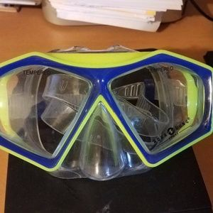 Junior Scuba Mask